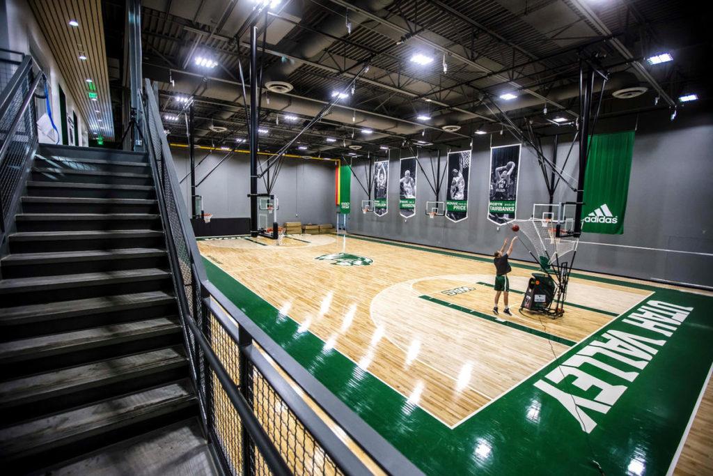UVU Basketball Center