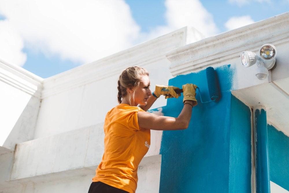 Sunshine Heroes Painting