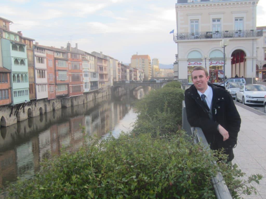 Ryan in France