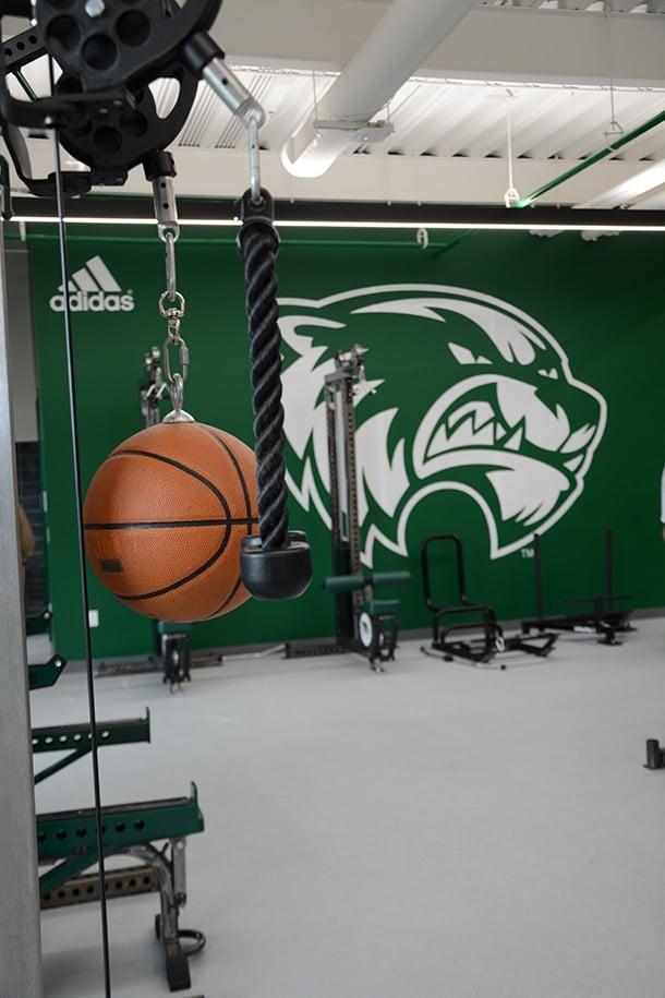 UVU basketball facility