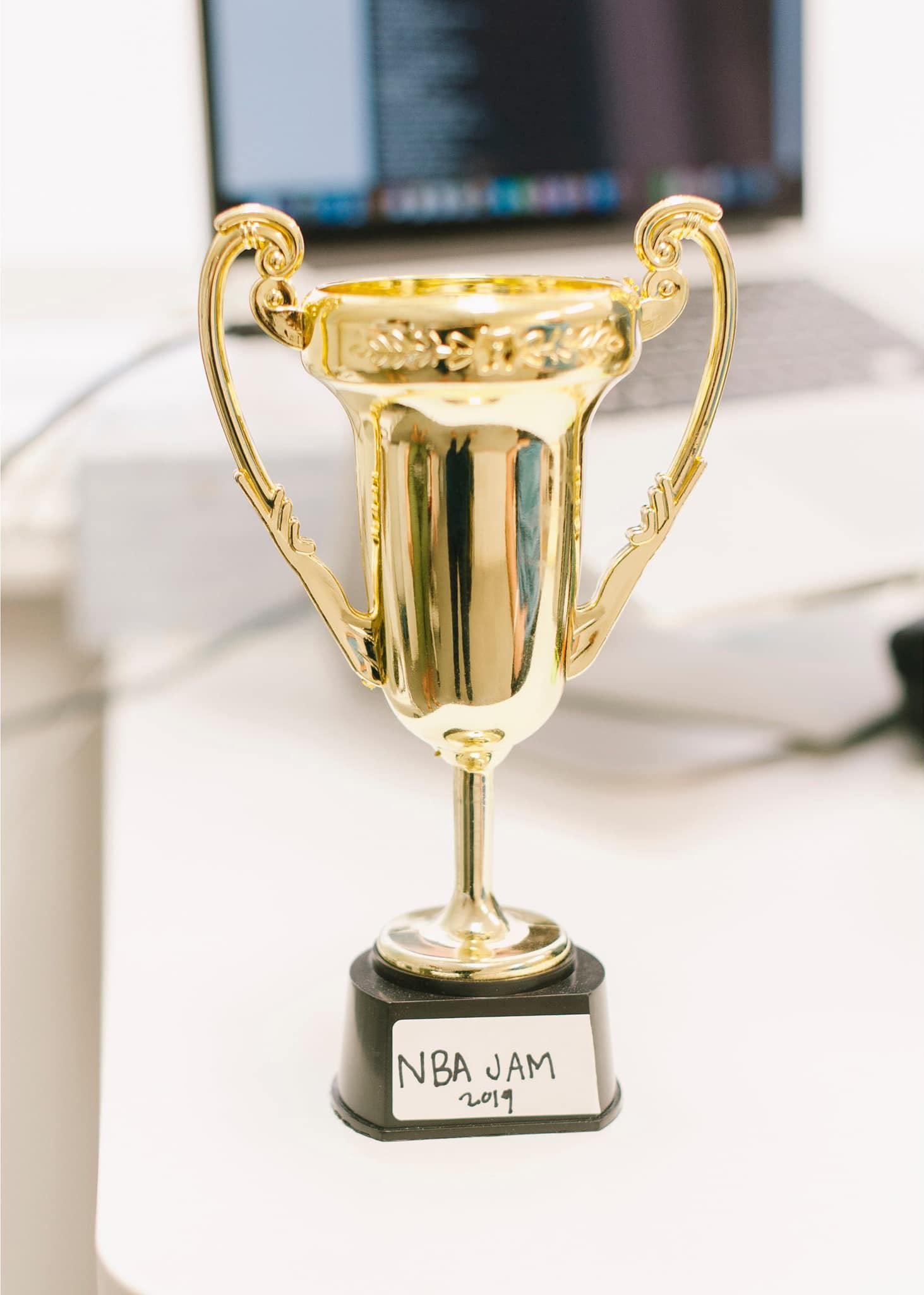 NBA Jam Trophy