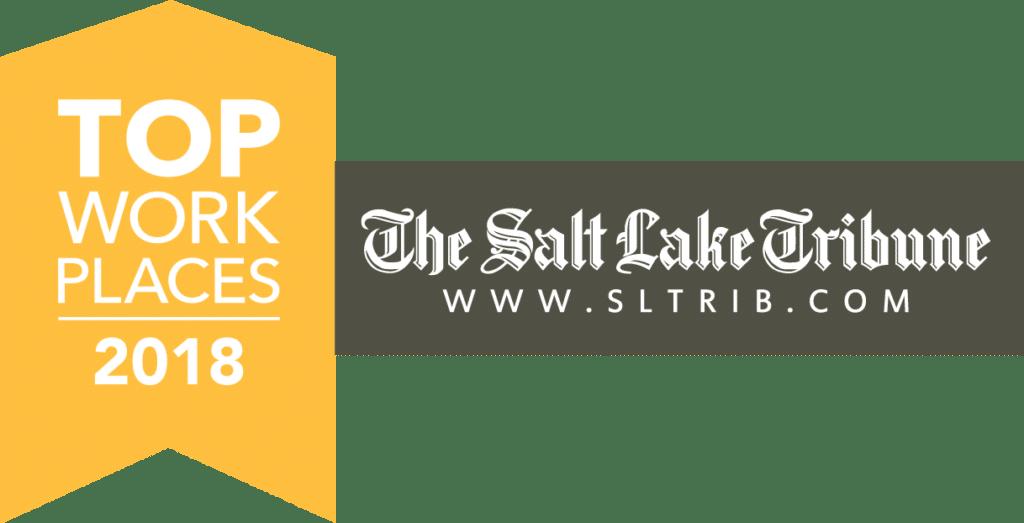 The Salt Lake Tribune Logo 2018