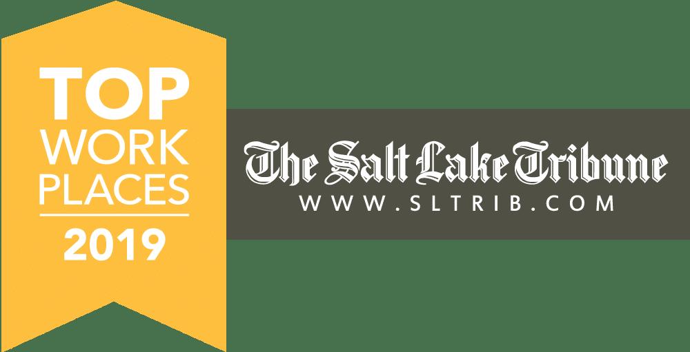 The Salt Lake Tribune Logo2019