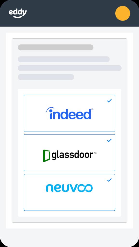 Job Sites - Hiring - Eddy - mobile