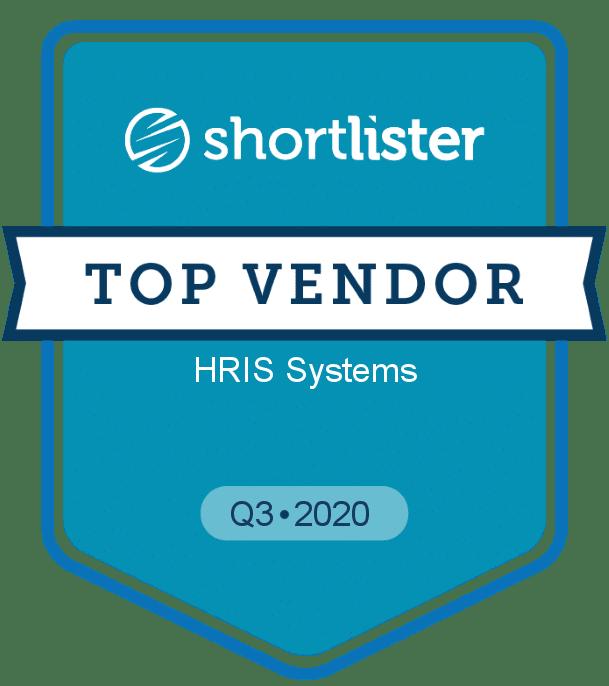 Shortlister Top Vendor HRIS Systems