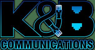 K&B Communications Logo