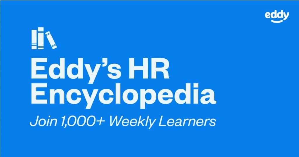 Eddy's HR Encyclopedia Facebook