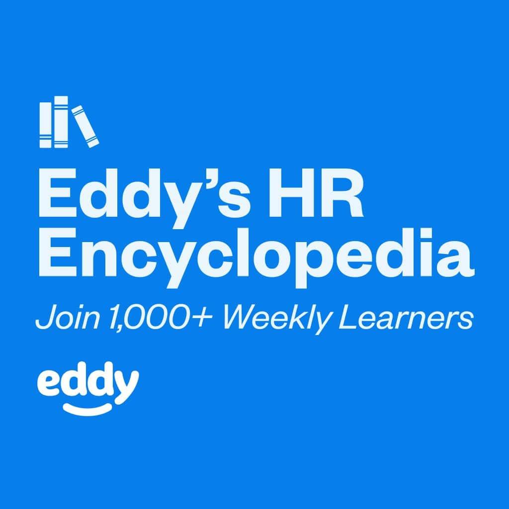 Eddy's HR Encyclopedia Instagram