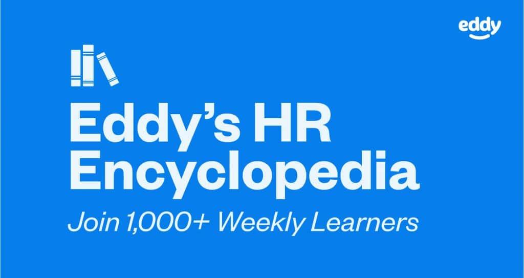 Eddy's HR Encyclopedia